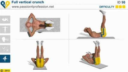 Full vertical crunch