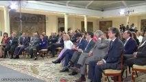Rajoy defiende reforma de las administraciones públicas