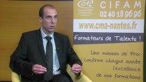 Frederic ENFREIN, Directeur des Formations et du CIFAM : le CIFAM c'est quoi ? L'apprentissage, c'est quoi ?