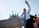 A Berlin, Obama assure vouloir en finir avec le nucléaire et le réchauffement climatique