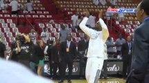 NBA / L'avant-match du Miami Heat - 19/06