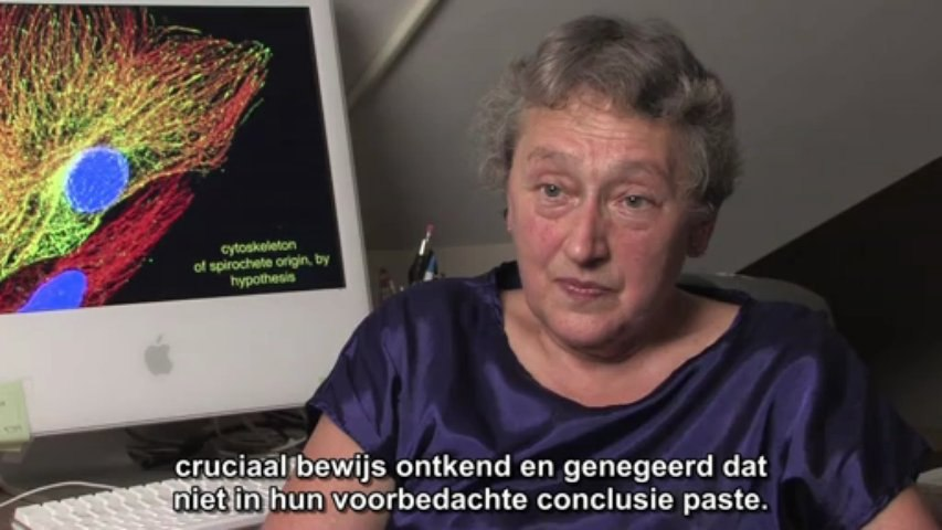 9/11 - Famed Scientist (biologist) Lynn Margulis - Dutch subs