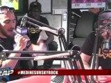 """Medine feat Nassi """" Home"""" en live dans Planète Rap"""