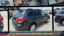 2012 Subaru Outback 4dr Wgn H6 Auto 3.6R Limited - Modesto Subaru, Modesto