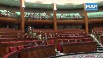 الجلسة الشهرية للسياسة العامة للحكومة بمجلس المستشارين