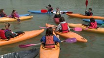 Clé 2 Eau calme - Les premiers pas sur l'eau