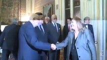 Roma - Incontro di Napolitano con José Manuel Durão Barroso (19.06.13)