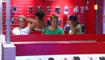 La téléphonie mobile avec l'arrivée du nouvel opérateur Vodafone sur le marché polynésien