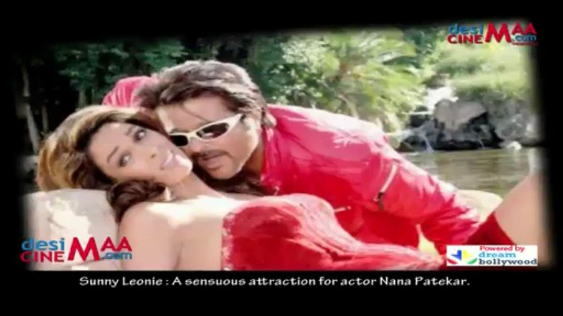 Sunny Leonie : A sensuous attraction for actor Nana Patekar