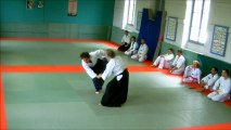 Cours commun Aïkido et Taekwondo du 13 juin 2013 : deuxième partie