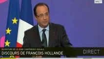 Conférence sociale : ce qu'il faut retenir du discours de François Hollande