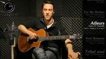 Guitare Acoustique Medley  Fingerstyle et Percussive pour les capo G7th