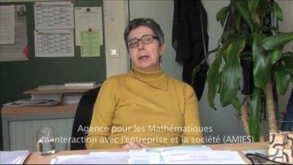 Une mathématicienne appliquée : Maria Esteban