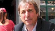 Le maire, Dominique Rousseau s'exprime sur la circulation à Bergerac