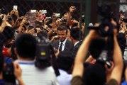 La venue de David Beckham provoque une bousculade et des blessés à Shanghaï