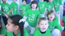 JO 2012 Vamos Capoeira Paris - pub Jeux Olympiques pour enfants - YouTube
