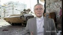 Mgr di Falco : la Syrie