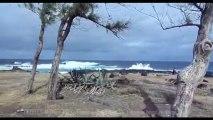 Vogue sur le « flow » de l'Océan Indien (Reunion Island)