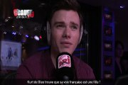 Kurt de Glee trouve que sa voix française est une fille !