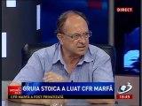 VANZAREA CFR MARFA - O TRAGEDIE, UN ACT DE LASITATE (Ilie Serbanescu, M. Cosea)