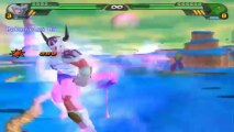 Saga Freezer dragon ball budokai tenkaichi 3 latino Parte 2