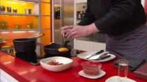 Cuines - Arròs amb algues, botifarra negra i gambes