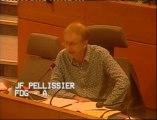 Discussion générale par Jean-François Pellissier sur la lutte contre les discriminations et en faveur de la l'égalité Femmes/ hommes lors de la séance plénière du 21 juin 2013