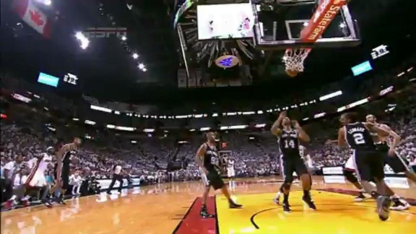 Finals MVP: LeBron James