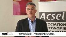 conférence de l'ACSEL à Bercy  Confiance numérique et Identités numériques Pierre Alzon Prészident de l'ACSEL