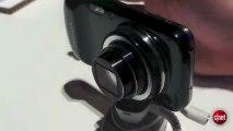 Samsung Galaxy S4 Zoom : le compact qui téléphone