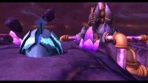 World of Warcraft: Un clin d'oeil à Nova de StarCraft: Ghost à Raz-de-Néant