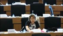 Intervention de Corinne Lepage en commission ENVI sur la crise alimentaire et la fraude dans le secteur alimentaire