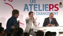 Revivez l'atelier du changement à Aix-en-Provence !