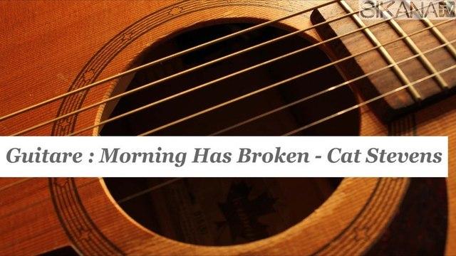 Cours guitare : jouer Morning Has Broken de Cat Stevens - HD