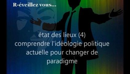 état des lieux (4) :  changons de paradigme