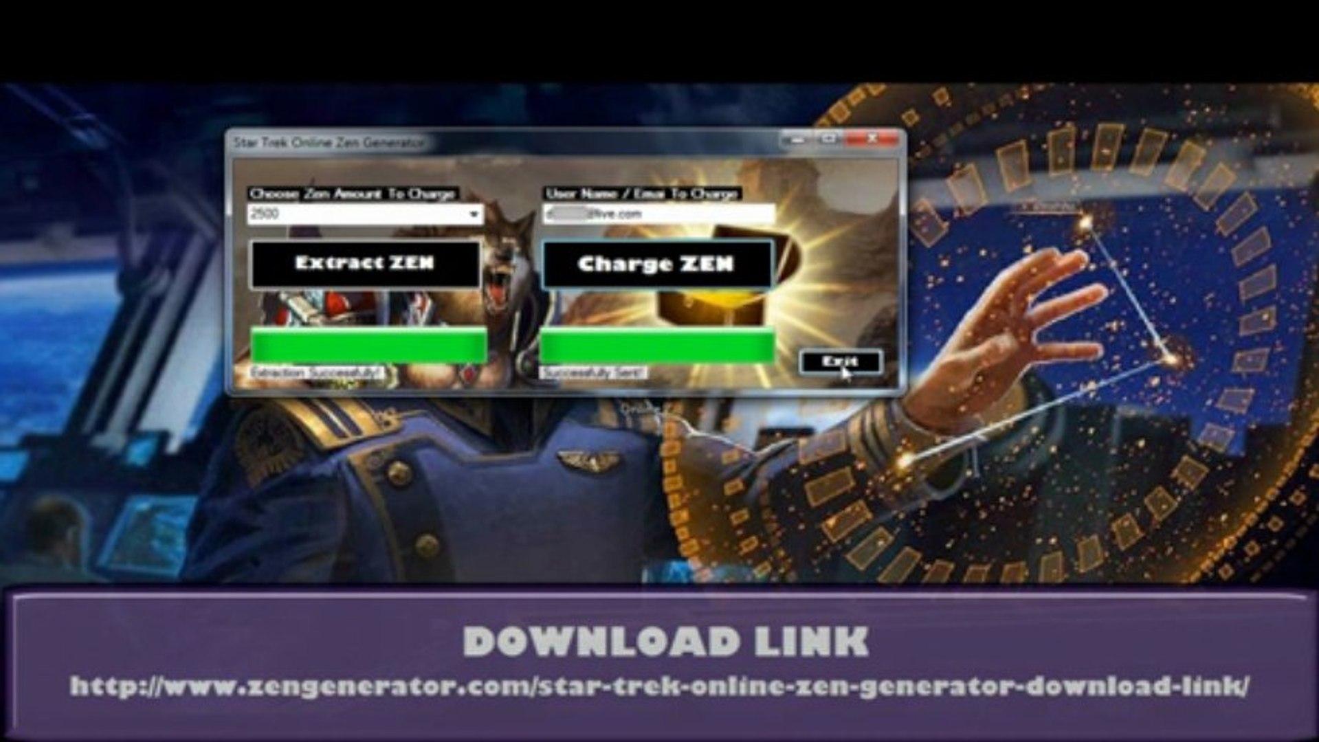 Star Trek Online Zen Generator - Add Unlimited Zen In Your