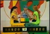Passa ou Repassa (1996) - Bandeirantes x Objetivo