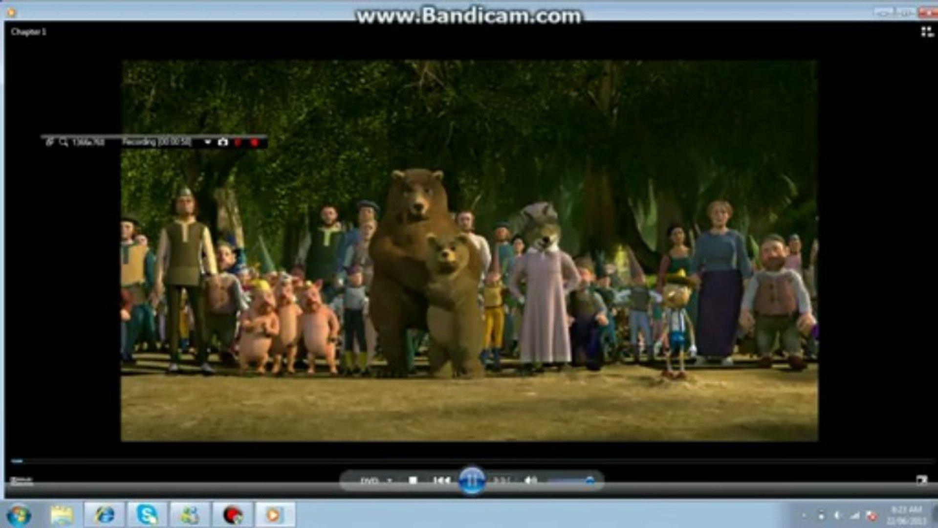 Opening To Shrek 2006 Dvd Aus Video Dailymotion
