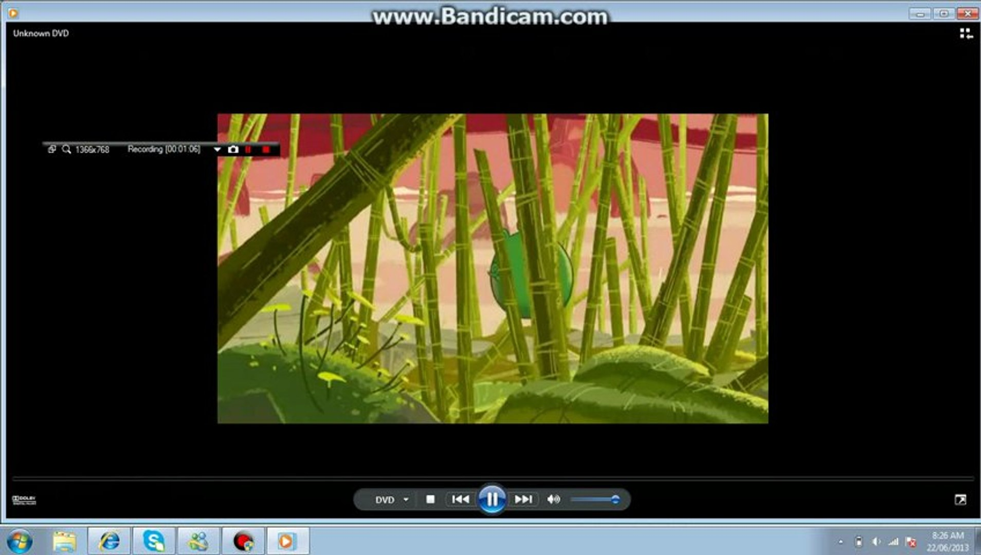 Opening To Angry Birds On Dvd Dvd 2013 Dvd Aus Video Dailymotion