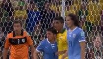 Кубок конфедераций. 1/2 финала. Бразилия - Уругвай. Голы и лучшие моменты