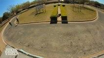 I Believe I Can Fly | BMX Roof Jump FAIL
