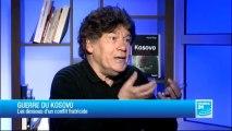 """L'ENTRETIEN - Pierre Péan, auteur de """"Kosovo : une guerre juste pour créer un État mafieux"""""""