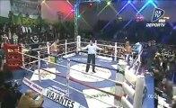(21-06-2013) Fernando Saucedo vs Isaias Santos Sampaio