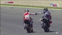Grand prix moto de catalogne (Catalunya Moto GP) avec la Team Action Man