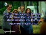 """Öyle Bir Geçer Zaman Ki 120.Bölüm """"SON"""" Cemile&Arif Sahneleri ve Kamera Arkası Final"""