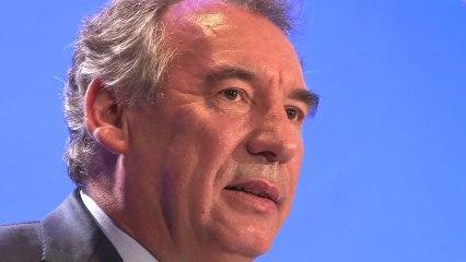 Forum du renouveau européen - Conclusion de François Bayrou