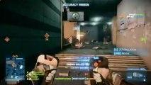 Battlefield 3 - UMP45 Gun Setup and Review - BF3 UMP 45 Gameplay