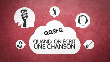 QQSPQ # 4 Qu'est ce qui se passe quand...on écrit une chanson? Aurel&Co