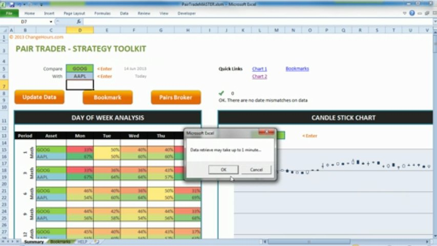 HOW TO TRADE STOCKS ONLINE – FREE EXCEL TRADING TOOL