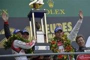 24 heures du Mans - Replay Arrivée et Conférence de presse